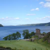 Urquhart Castle, Inverness shire