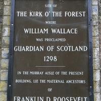 Kirk o' The Forest, Selkirk, Selkirkshire