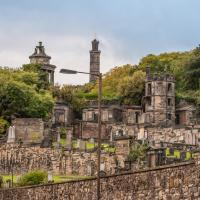 Old Calton Burial Ground, Edinburgh, Midlothian