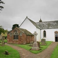 Oldhamstocks Parish Church, East Lothian