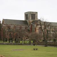 St. Mary's Collegiate Church, Haddington, East Lothian