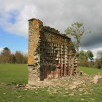 The Haining doocot, Selkirkshire