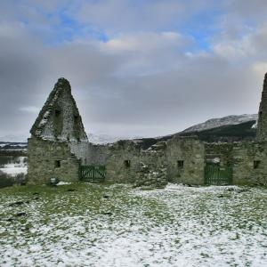 Ruthven Barracks, Inverness-shire