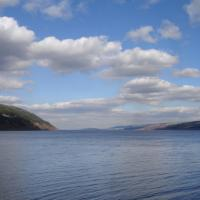 Loch Ness, Inverness shire