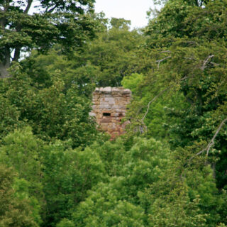 Yester Castle and the Goblin Ha'