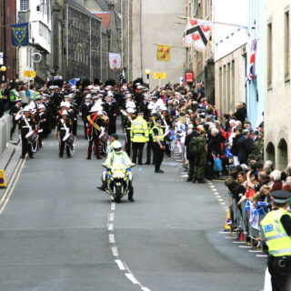 Armed Forces Day 2011 in Edinburgh