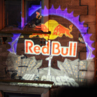 Red Bull Hill Chasers in Edinburgh