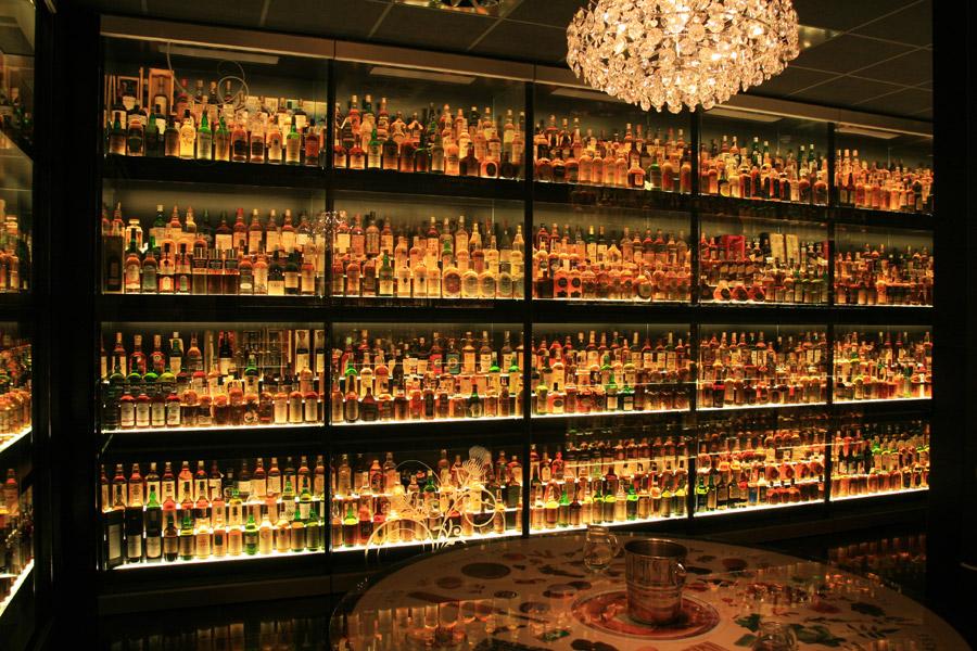 Whisky masterclass at The Scotch Whisky Experience ...