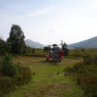 In search of the Old Woman of Gleann Cailliche