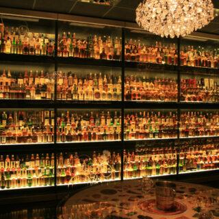 Whisky masterclass at The Scotch Whisky Experience