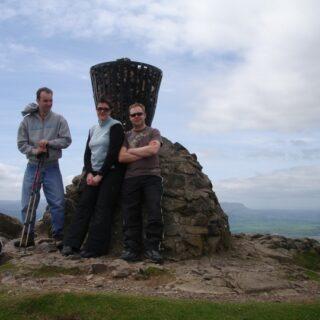 Dumyat & the Wallace Monument